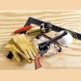 Gun Owners Do The Funniest Things, No. 10 : Guns As Home Renovation Tools