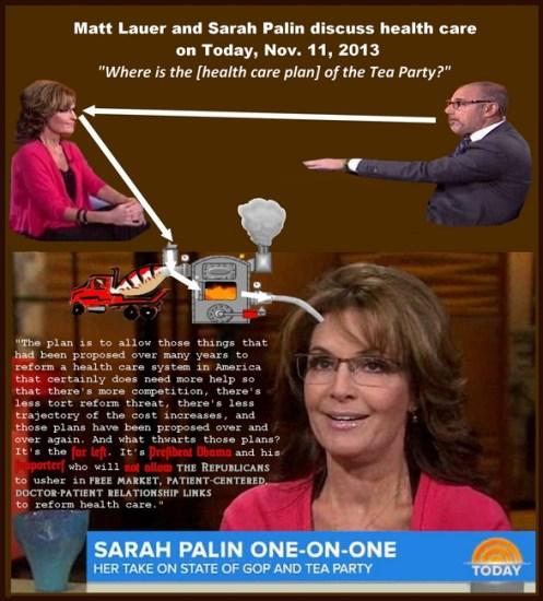 Sarah Palin on Obamacare