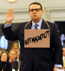 "NJ Bridgegate - David Wildstein ""Got immunity"""