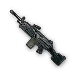 M249 best pubg weapons