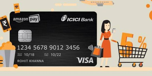 How to get Amazon Pay ICICI bank card and how it  works.