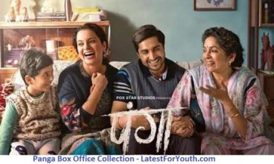 Panga Box Office Collection