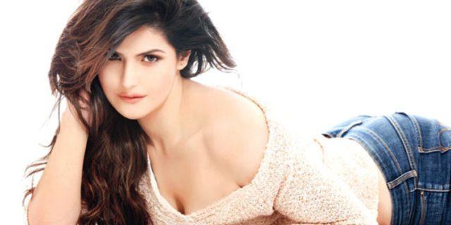 zarine khan hot photos