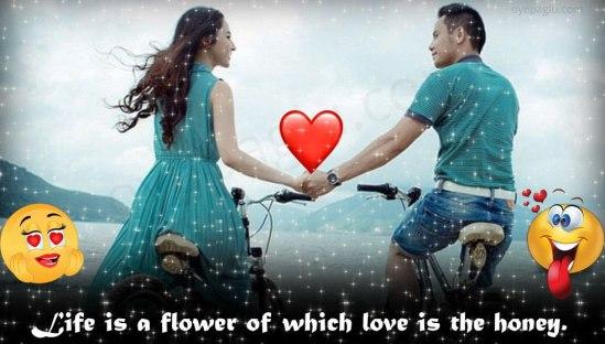 Romantic DP for Whatsapp