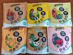 Plenny Shake Flavours