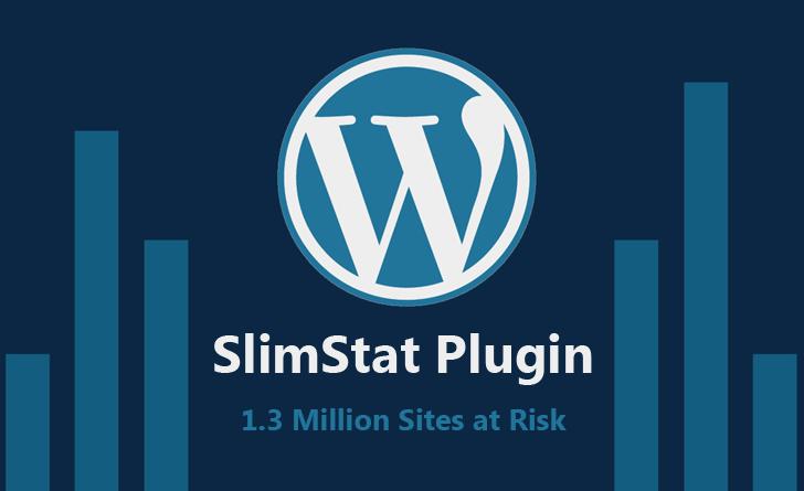 Critical WordPress Analytics Plugin Vulnerability Affects 1.3 Million Websites