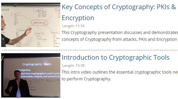 learn cryptography free