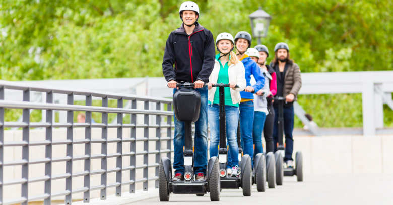 It's Kind of Terrifying That Your Segway Could Be Hacked