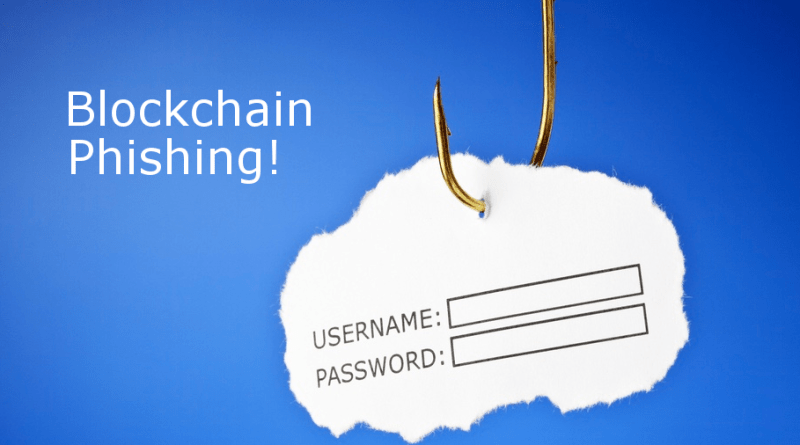 Be Careful, Bitcoin Phishing Attacks On The Rise