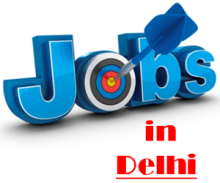 Current Jobs in Delhi