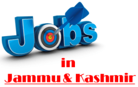 Current Jobs in Jammu and Kashmir