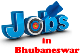 Jobs in Bhubaneswar