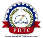 PDTC Madhya Pradesh Recruitment