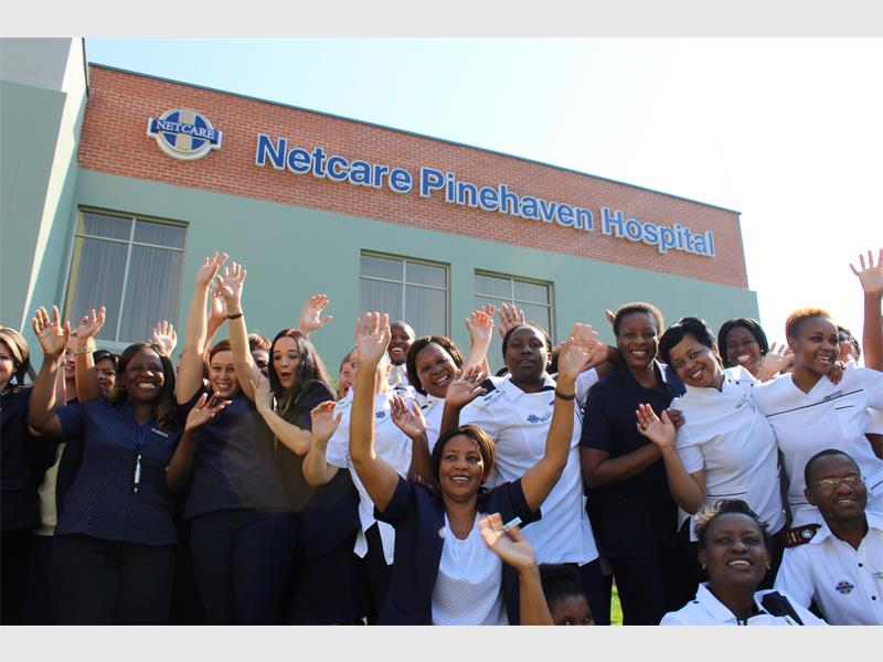 Netcare is looking for people to train them to become Nurses