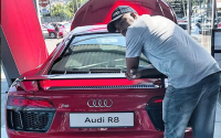 See The Cars That Itumeleng Khune Drives