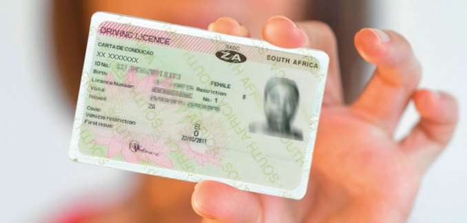 Image result for south africa drivers licence licence