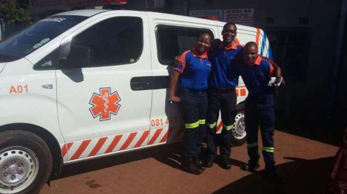 Image result for paramedic jobs in limpopo province
