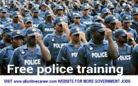 2019 City of Ekurhuleni Police Constable Learnership Programme