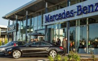 mercedes benz canada head office