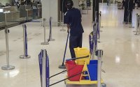 Airport Cleaner 1