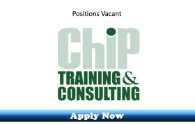 Jobs in Chip Training and Consulting Peshawar - South Waziristan 2020 Apply Now