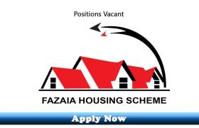 Jobs in Fazaia Housing Scheme Aviation City Kamra Attock 2019 Apply Now