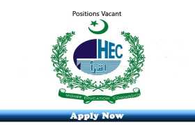 Jobs in Higher Education Commission 2020