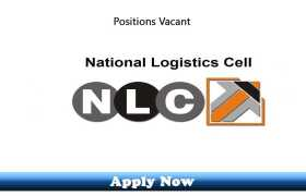 Jobs in National Logistics Cell 2020 Apply Now