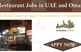 Restaurant Latest Jobs in UAE and Oman