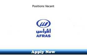 Jobs in Afras Co Saudi Arabia 2020 Apply Now