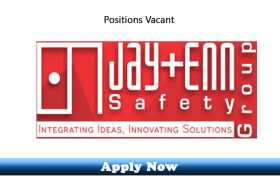 Architecture Assistant required at Jay+Enn Safety Group 2020