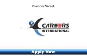Jobs in Careers International UAE 2020 Apply Now