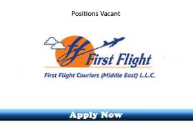 Jobs in First Flight Couriers LLC Dubai 2020 Apply Now