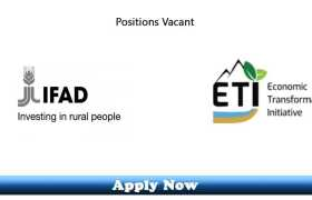 Jobs in Economic Transformation Initiative (ETI) Gilgit Baltistan 2020 Apply Now