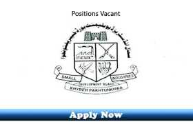 Jobs in Small Industries Development Board (SIDB) 2020 Apply Now