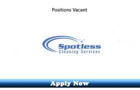 Jobs in Spotless Cleaning LLC Al Ain 2020 Apply Now