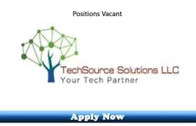 Jobs in TechSource Solutions LLC Dubai 2020 Apply Now