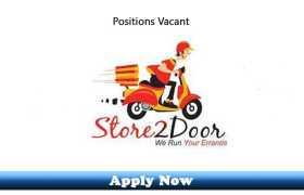 Jobs in Store 2 Door Services 2020