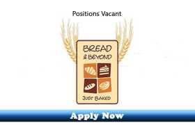 Jobs in Bread & Beyond Bakers Lahore 2020