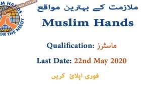 Jobs in Muslim Hands 2020