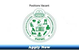 Jobs in Punjab Health Facilities Management Company 2020