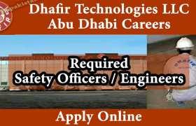 Dhafir Technologies LLC Careers 2020