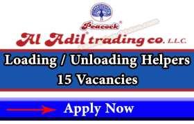 Jobs in Al Adil Trading Co LLC Dubai 2020