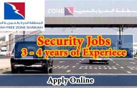 Jobs in Hamriya Free Zone Sharjah 2020