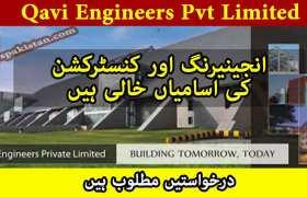 Qavi Engineers Pvt Limited Careers 2020