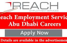 Reach Employment Services Abu Dhabi Careers 2020
