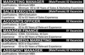 Mivida Developments Pvt Ltd Lahore Jobs 2020