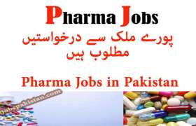 Pharma Jobs Pakistan 2020