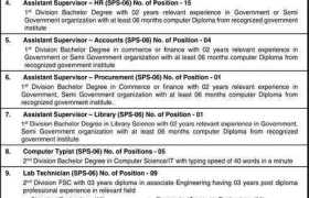 Pak-Austria Fachhochschule Institute of Applied Sciences & Technology Haripur Jobs 2020