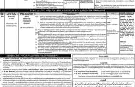 Punjab Public Service Commission Lahore Jobs 2020